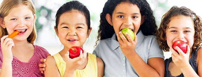 Ten Ways To Get Kids To Eat Healthy